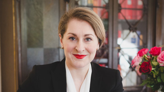 Anwältin und Mediatorin Rutha Alt